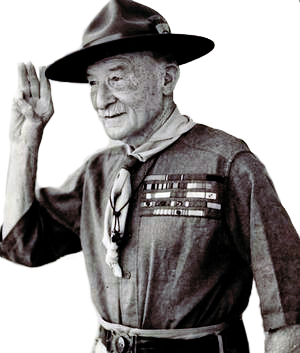 Lord Baden Powell of Gilwell